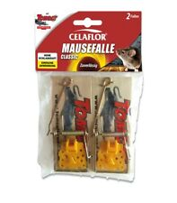 SCOTTS Celaflor® Mausefalle Classic, 2 Stück