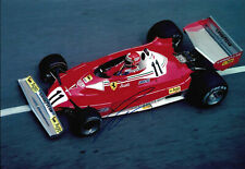 "Niki Lauda ""Ferrari"" signed 8x12 inch photo autograph"