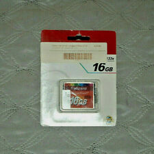 Transcend 16 GB CompactFlash Memory Card 133x