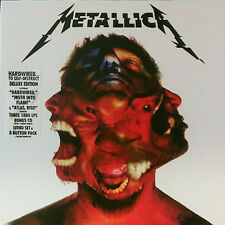 Metallica - Hardwired...To Self Destruct DELUXE EDITION BOX SET Colored Vinyl CD