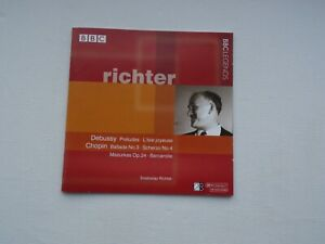 BBC Legends - Richter - Debussy & Chopin - Double CD (5).