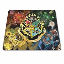 Harry Potter Hogwarts escudo de armas Antideslizante PC Laptop Alfombrilla De Ratón Mouse Mat Pad