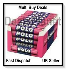Nestle Polo FRUITS Box of 48 Rolls Tubes POLO fruitcandy Fast Dispatch UK Seller