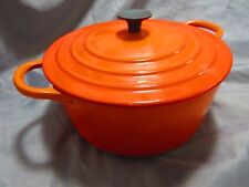 Le Creuset 2 QT Enamel Cast Iron Dutch Oven