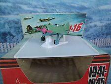 1/72 Ussr Russia I-16 Ww Ii Airplane