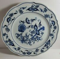BLUE DANUBE Japan Blue Onion ( Rectangle Mark)  Salad Plate