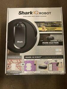 Shark IQ Robot RV1001 Intelligent Multi-Room Self-Cleaning WiFi & Alexa Vacuum