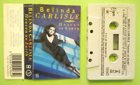 MC Musicassetta Belinda Carlisle Heaven On Earth Virgin TCV 2496 italy no lp cd