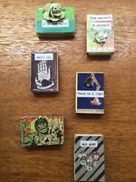 Morrissey Moz The Smiths gift collectible decorative matchbox
