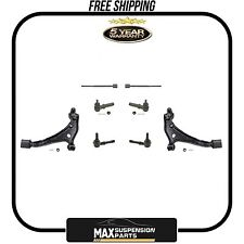Control Arm Suspension Kit 8 Piece Fits 99-02 Quest Villager $5 YEARS WARRANTY$