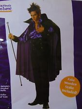 Immortal Master Vampire Costume Halloween No Cape Xl 44-46 #1343