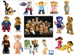 Bad Taste Bears, Various Bears, Good Conditon, Boxed