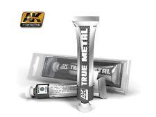 AK Interactive 20ml 00457 True Metal Paint - Steel