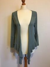 Betty Jackson Black Collection Spring/Summer Cardigan Duck Egg Blue 12 Cheap