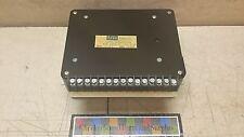 NOS Arga Ruggedized Watt Transducer Signal Data Converter 3-265 120/208V 60Hz 5A