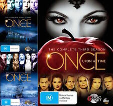 ONCE UPON A TIME SEASONS 1 2 3 : NEW DVD