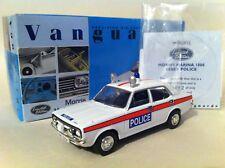 Lledo Vanguards Diecast 1/43 Morris Marina 1800 Essex Police VA06302