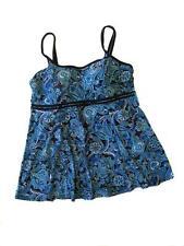 P125A Ladies Size 22 ( US Size 20W) Swimdress Swimsuit  Swimwear Cossie Bathers