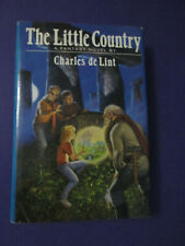 The Little Country by Charles de Lint 1st BCE HCDJ