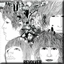 THE BEATLES FRIDGE MAGNET: REVOLVER  NEW  BAGGED Official Merchandise