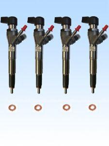 4 x Injektor Einspritzdüse VDO Renault Nissan Mercedes 1.5 dCi A2C59507596