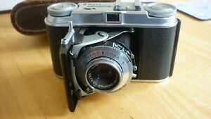 voigtlander vito mk2 folding camera
