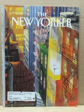 NEW YORKER MAGAZINE 1993 September 20 J.J. Sempe GEORGE WOLFE ROBIN WILLIAMS