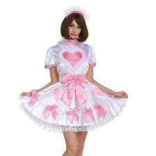 Sissy Girl Maid Lockable Amazing Heart Dream Dress Crossdressing Transgender