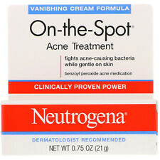Neutrogena, On-the-Spot, Acne Treatment, 0.75 oz (21 g)