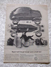 Volkswagen Cars Automobilia Advertising Collectables