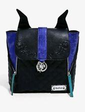 Disney Villains Maleficent Mini Backpack Bag  NEW