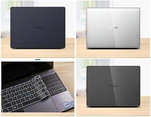 For Huawei Matebook 13 14 D14 D15 X Pro 16.1 Rubberized Hard Case Keyboard Cover