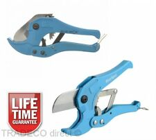 PVC PIPE CUTTER 42MM CAPACITY RATCHET ACTION CUTS PVC PLASTIC SPEEDFIT NEW