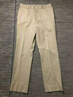 Southern Tide Adult Mens 34 x 33 Intercoastal Pants Beige