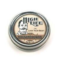 High Life Mustache Wax