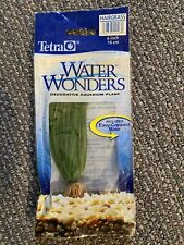 New listing Nip Tetra Water Wonders 6� Hair grass Decorative Aquarium Plant