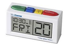 MedCenter Talking Alarm Clock - Item 219