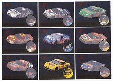 1997 Racers Choice HIGH OCTANE GLOW #HO6 Rusty Wallace BV$18!