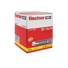 20 Stk. fischer SX 14 x 70 Spreizdübel  (70014)
