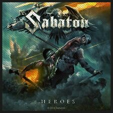 "Sabaton "" Heroes / Soldat "" Patch/Patches 602475 #"