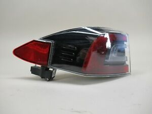 Tesla Model S Left Tail Light Lamp Quarter Mounted w/ Chargeport Door