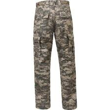 Military BDU Pants - Army Cargo Fatigue Camouflage Camo, 4XL