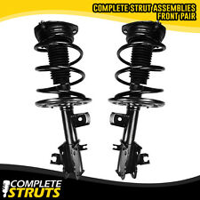 Front Complete Struts & Springs w/ Mounts For 07-12 Nissan Altima 4CYL W/ abs