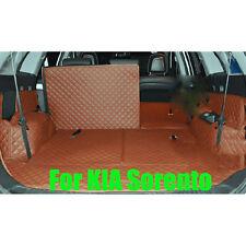 Auto Cargo Trunk Boot Liner Carpet Mat For Kia Sorento 2009-2014 Year (5-seats)