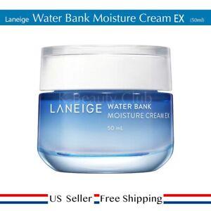 Laneige Water Bank Moisture Cream EX 50ml + Free Sample [ US Seller ]