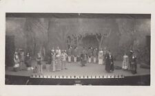BRIGHTON (Sussex)  : Theatre stage-a production(4 cards) RP-MOIR