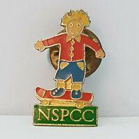 NSPCC Badge 26*16mm