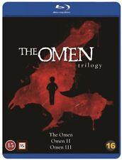 Omen Trilogy Blu Ray