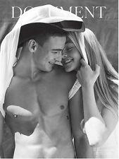 DOCUMENT Magazine #9 Justin Petzschke Jean Campbell Bruce Weber Joe McKenna NEW