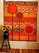 Sunny Days Quilt Pattern Pieced/Applique JH